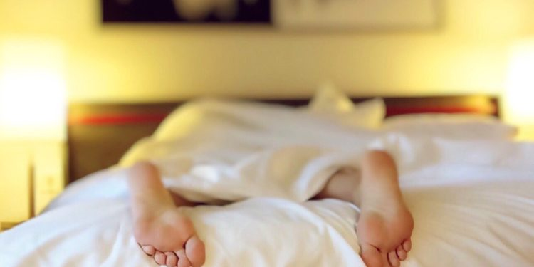 How To Increase Your Levels Of Deep Sleep